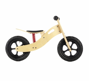 Wonderworld Toys <br />Wood Balance Bike Cruiser