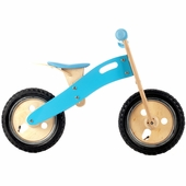 Wonderworld Toys <br />Wood Balance Bike Spring Fever
