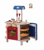 Wonderworld Toys <br />Wood Cooking Center