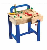 Wonderworld Toys <br />Wood Work Bench