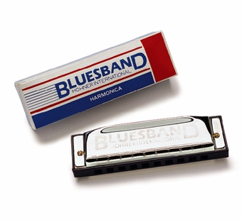 Woodstock Percussion <br />Blues Band Harmonica
