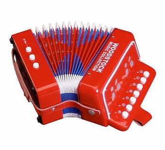 Woodstock Percussion <br />Kid's Accordian