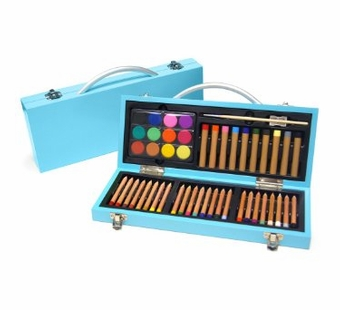 Xonex Art Kits <br />Junior Gallery Art Set (Blue)