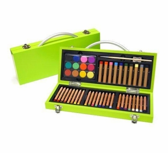 Xonex Art Kits <br />Junior Gallery Art Set (Green)
