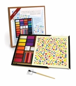 Xonex Art Kits <br />Vintage Dot Paint Set