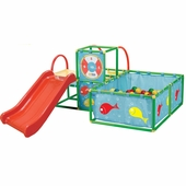 YBIKE <br />Active Gym Playset
