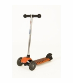 YBIKE <br />Glider Scooter Orange