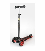 YBIKE <br />GLX Pro Scooter Black/Red
