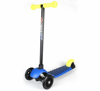 YBIKE <br />GLX Scooter - Blue
