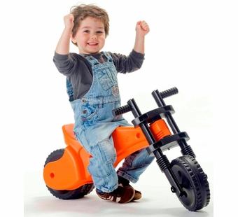 YBIKE <br />Orange Balance Bike