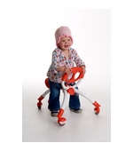 YBIKE <br />Pewi Red Balance Bike