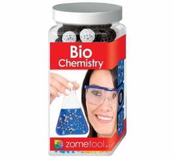 Zometool <br />Biochemistry Science Kit