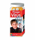 Zometool <br />Phage Virus Science Kit