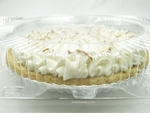 "10"" Pie Container - #CPC-110 Low Dome"