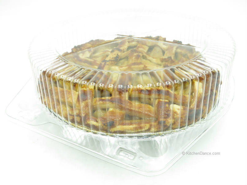 10 Quot Pie Container Cpc 120 High Dome