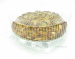 "10"" Pie Container - #CPC-120 High Dome"