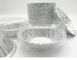 "3"" Tart Pan with Plastic Lid - #301P"