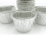 7 oz Foil Cup with Plastic Lid - #1210P