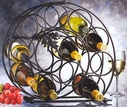 12 Bottle Spiral Wine Rack