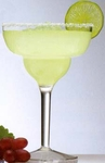 14 oz. Polycarbonate Margarita Glass