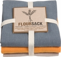 3 Piece Harvest Floursack Kitchen Towel Set