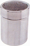 "4"" Stainless Steel Shaker with Mesh Top"