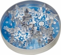 5 Piece Snowflake Cookie Cutter Set