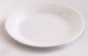 "6"" White Appetizer Plate"