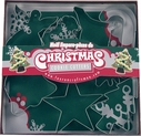 7 Piece Christmas Cookie Cutter Set