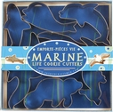 7 Piece Marine Life Cookie Cutter Set