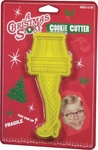A Christmas Story Leg Lamp Cookie Cutter