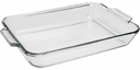 Anchor Hocking Clear 3 Quart Rectangular Baker