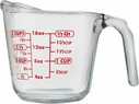 Anchor Hocking Glass Measuring Cup