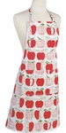 Apple Check Apron
