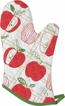Apple Check Oven Mitt