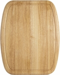 "Architec 16"" x 20"" Luxe Gripperwood Cutting Board"