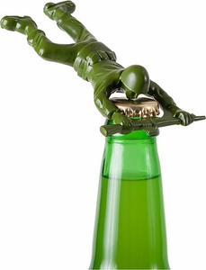 Army Man Bottle Opener - Click to enlarge
