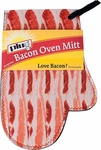 Set of 2 Bacon Oven Mitts