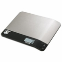 Biggest Loser Stainless Steel 11 lb Electronic Food Scale