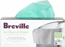 Breville 30 Pack Clean & Green Juicer Bags