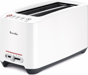 Breville Lift & Look 4 Slice Long Slot Toaster - Click to enlarge