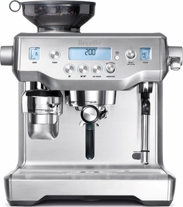 Breville Oracle Automatic Manual Espresso Machine - Click to enlarge