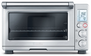 Breville Countertop Convection Oven Silver : Breville Smart Oven Silver - Click to enlarge