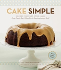 Cake Simple Cookbook