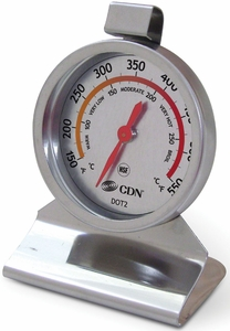 CDN Oven Thermometer - Click to enlarge