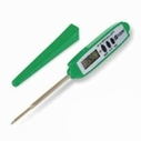 CDN Waterproof ProAccurate Quick Read Thermometer Green