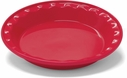 "Chantal Easy as Pie 9"" Pie Dish Red"