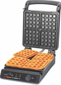 Chef's Choice 854 Classic Belgian Square Waffle Pro - Click to enlarge