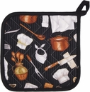Chef's Tools Potholder