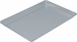 "Chicago Metallic Commercial II Nonstick 10"" x 15"" True Jelly Roll Pan - Click to enlarge"